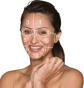 Dermalogica Face Mapping aka Skin-Mapping