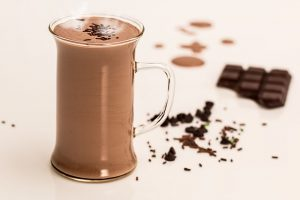 hot maca chocolate