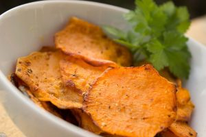 Kumara - Sweet Potato - Chips